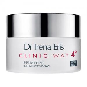 """Dr Irena Eris Clinic Way Крем против морщин 4° ночной """"Пептидный лифтинг"""""""