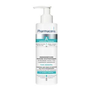 Pharmaceris A Puri-Sensimil Молочко для снятия макияжа с лица и глаз