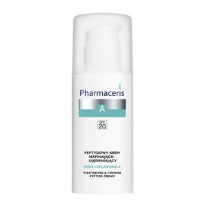 Pharmaceris A Sensi-Relastine-E Подтягивающий и укрепляющий пептидный крем SPF20, 50мл