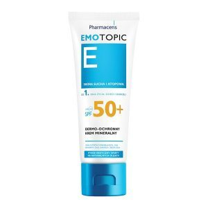 Pharmaceris E Защитный минеральный крем SPF 50+