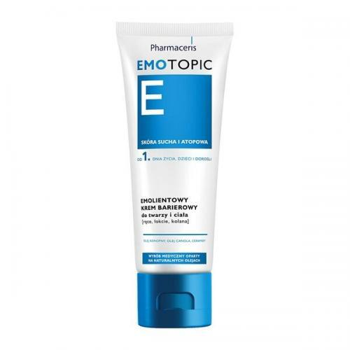 Pharmaceris E Emotopic Защитный смягчающий крем