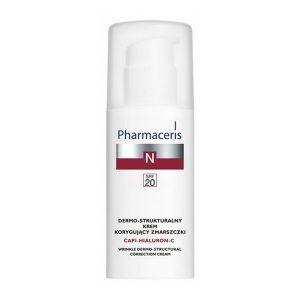 Pharmaceris N Capi-Hialuron-C Крем против морщин для дермо-структурной коррекции SPF20