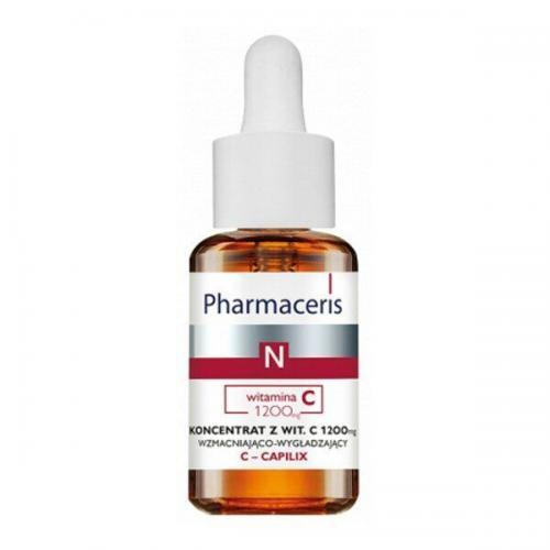 Pharmaceris N С-Capilix Концентрат укрепляющий и разглаживающий с витамином С 1200мг