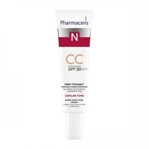 Pharmaceris N Тонирующий CC-крем SPF 30 Capilar-Tone