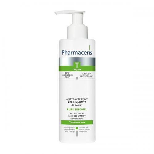 Pharmaceris T Puri-Sebogel Гель для глубокого очищения лица, 190 мл