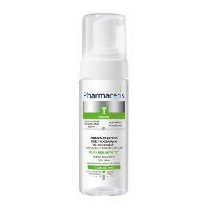 Pharmaceris T Puri-Sebostatic Пенка для глубокого очищения лица