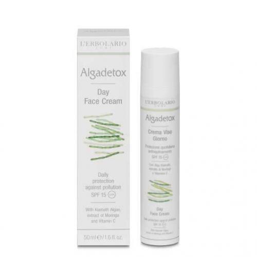 L'Erbolario Algadetox Day Face Cream, 50 ml