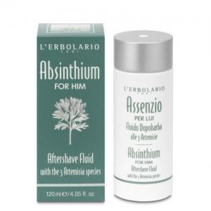 "L'Erbolario ""Absinthium for Him"" Флюид после бритья 120 мл"