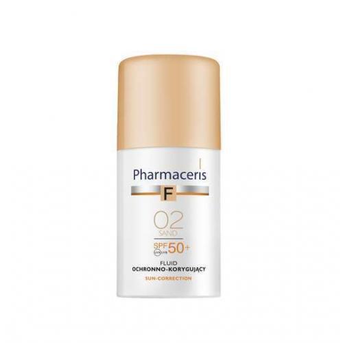 Pharmaceris F Protective-Corrective защитный тональный флюид SPF50+