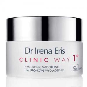Dr Irena Eris Clinic Way Крем против морщин 1° дневной SPF 15 Гиалуроновое разглаживание