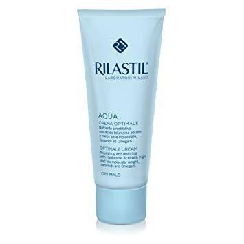 Rilastil Аква Оптималь питательный и восстанавливающий крем для лица