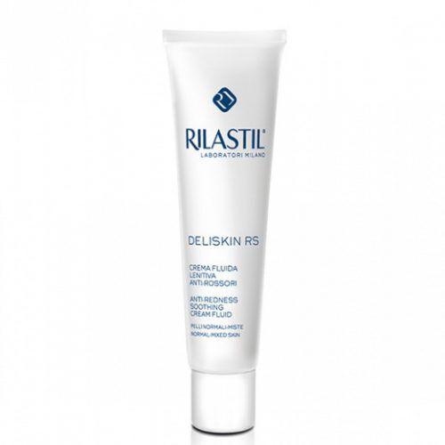 Rilastil Deliskin RS Успокаивающий крем-флюид против покраснений