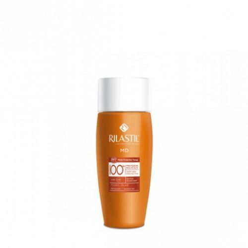 Rilastil MD Флюид для чувствительной кожи SPF 100+ водостойкий