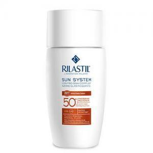 Rilastil Sun System PPT Минеральный флюид SPF 50+ для склонной к аллергии на солнце кожи