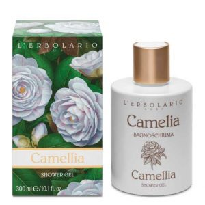 "L'Erbolario ""Camelia"" Пена для ванны 300 мл"