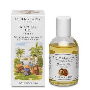 "L'Erbolario ""Macassar"" Масло для волос 100 мл"