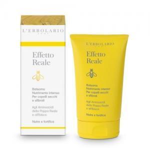 "L'Erbolario ""Effetto Reale"" Кондиционер для интенсивного питания сухих и ломких волос"