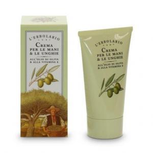 L'Erbolario Крем для рук и ногтей с оливковым маслом