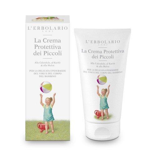 L'Erbolario Детский защитный крем для чувствительной кожи