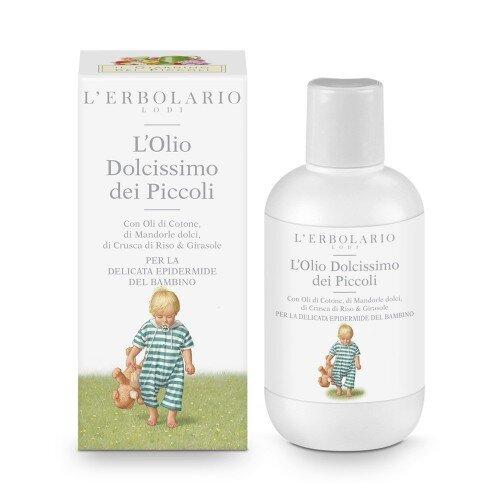 L'Erbolario Детское нежное масло