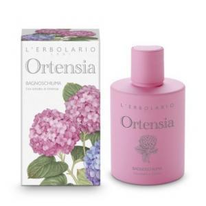 """L'Erbolario """"Ortensia"""" Пена для ванны 300 мл"""