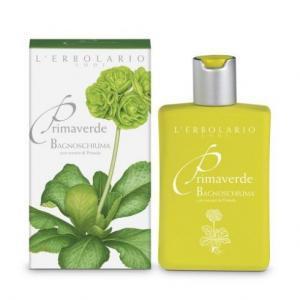 "L'Erbolario ""Primaverde"" Пена для ванны 250 мл"