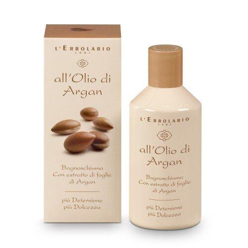 """L'Erbolario """"All'Olio di Argan"""" Пена для ванны 250 мл"""