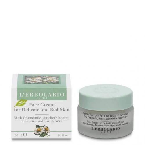 L'Erbolario Крем для чувствительной склонной к покраснению кожи