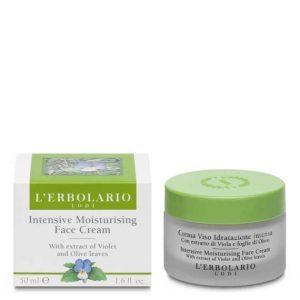 L'Erbolario Крем для лица интенсивное увлажнение