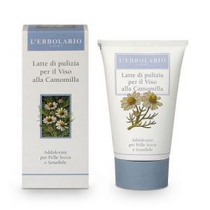 L'Erbolario Очищающее молочко для лица с ромашкой 125 мл