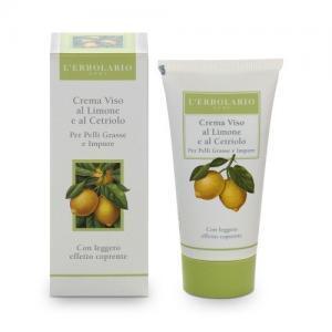 L'Erbolario Крем для лица с лимоном и огурцом
