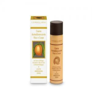 L'Erbolario Крем-автозагар для лица и тела с соком манго