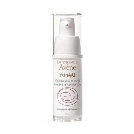 Avene Истеаль крем от морщин для контура глаз и губ, 15мл.