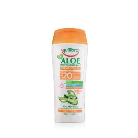 Equilibra Aloe Crema Solare SPF20