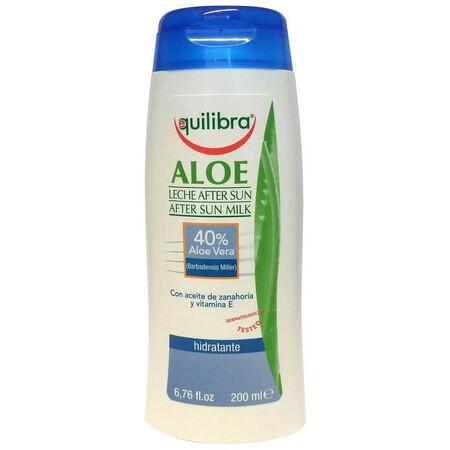 Equilibra Aloe Молочко после загара