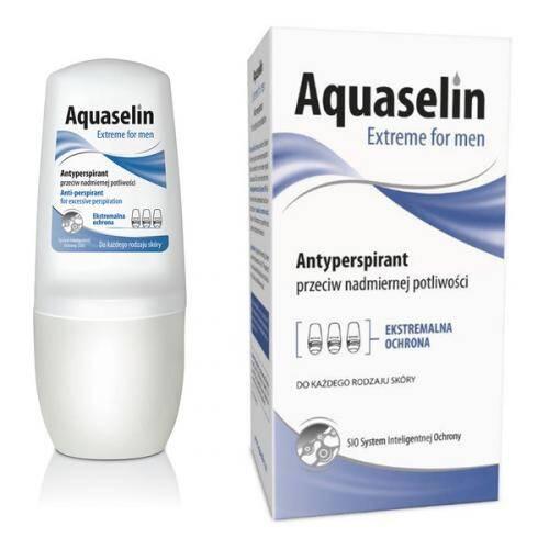 """Aquaselin """"Extreme for men"""" Антиперспирант для мужчин"""