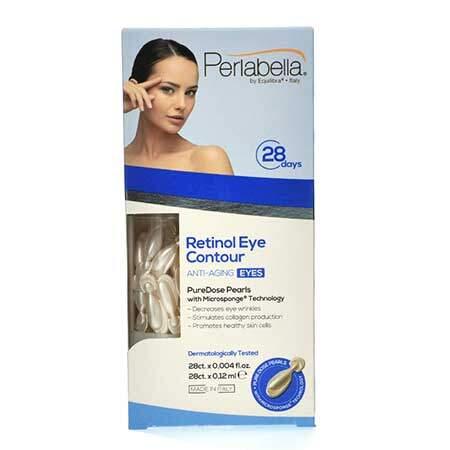 Perlabella Антивозрастная сыворотка для кожи вокруг глаз с Ретинолом