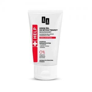 AA Help Atopic Skin Крем-гель для умывания лица