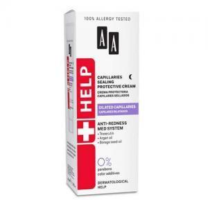 AA Help Dilated Capillaries Укрепляющий крем для кожи