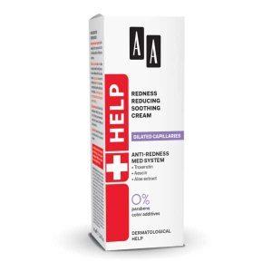 AA Help Dilated Capillaries Успокаивающий крем уменьшающий покраснения