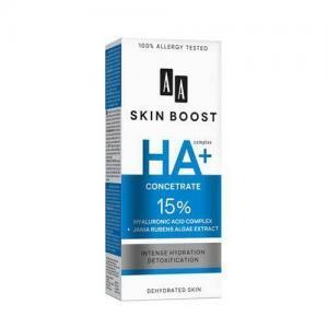 AA Skin Boost HA+ Сыворотка 15% гиалуроновая кислота + экстракт из морских водорослей