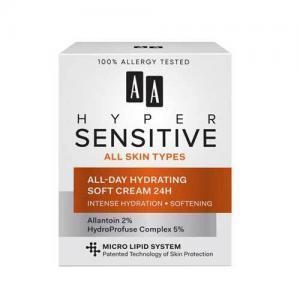 AA Hypersensitive Ежедневный увлажняющий крем 24ч для всех типов кожи