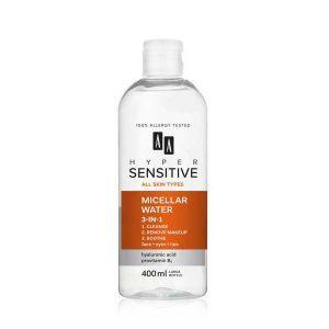 AA Hypersensitive Успокаивающая мицеллярная вода 3 в 1
