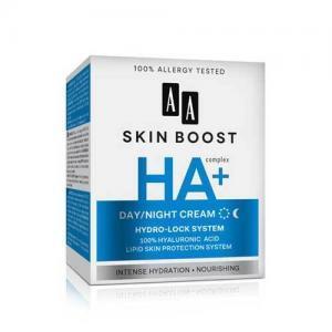 AA Skin Boost HA+ Крем день-ночь Интенсивное увлажнение и Питание