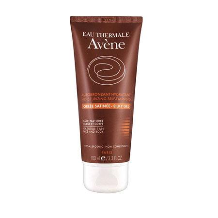 Avene Автобронзант увлажняющий для чувствительной кожи лица и тела
