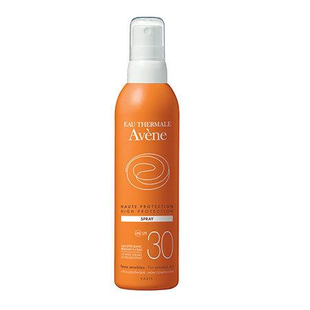 Avene Солнцезащитный спрей SPF 30+, 200мл.