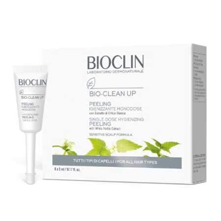 Bioclin Bio-Clean Up Крем-пилинг для всех типов волос