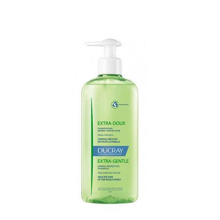 Ducray Extra-Doux Увлажняющий шампунь для всей семьи