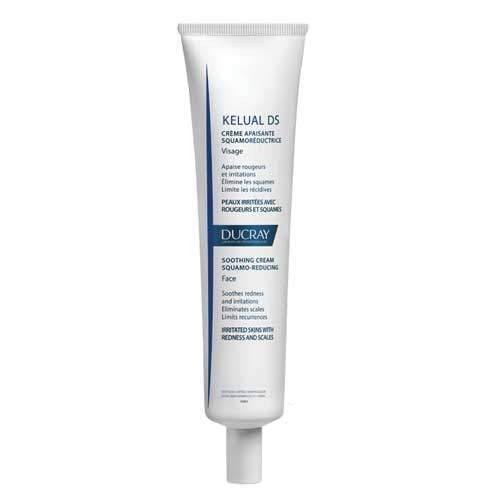 Ducray Kelual DS Восстанавливающий успокаивающий крем, 40мл.