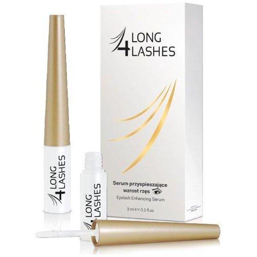 Long4Lashes Сыворотка, ускоряющая рост ресниц